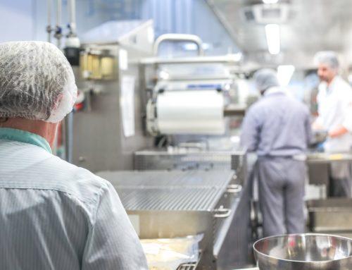 Preparación ante una emergencia en una industria alimentaria