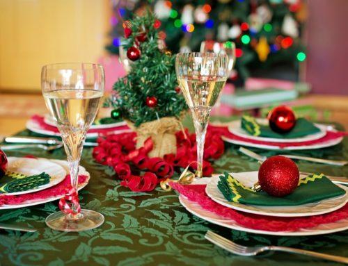 Seguridad alimentaria en Navidad